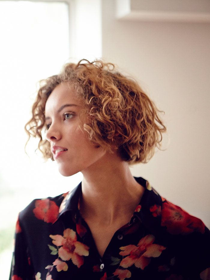 Portrait of Ruby Tandoh by Nato Welton | DesignSponge
