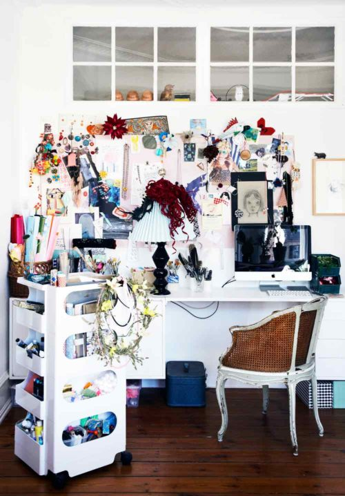 What's In Your Toolbox: Rie Elise Larsen, on Design*Sponge