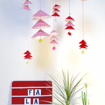 Holiday DIY: Hanging Danish Bells