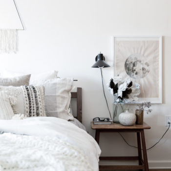 11 Rooms with Gorgeous Winter Whites