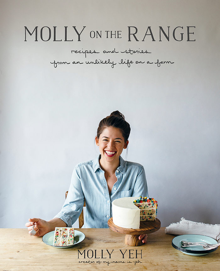 Molly on the Range cookbook | DesignSponge
