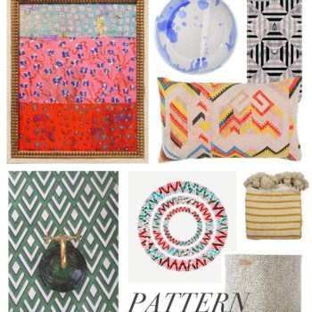 10 Bold + Colorful Patterns for 2017
