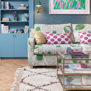 Classic Styles Are Made Fresh With Colors And Patterns On Design*Sponge