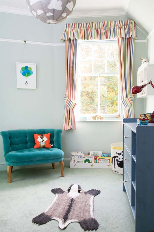 Emily And Euan Say You Don't Have To Shy Away From Velvet In Kids Rooms On Design*Sponge