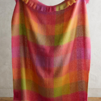 10 Throw Blankets to Warm Up Your Weekend
