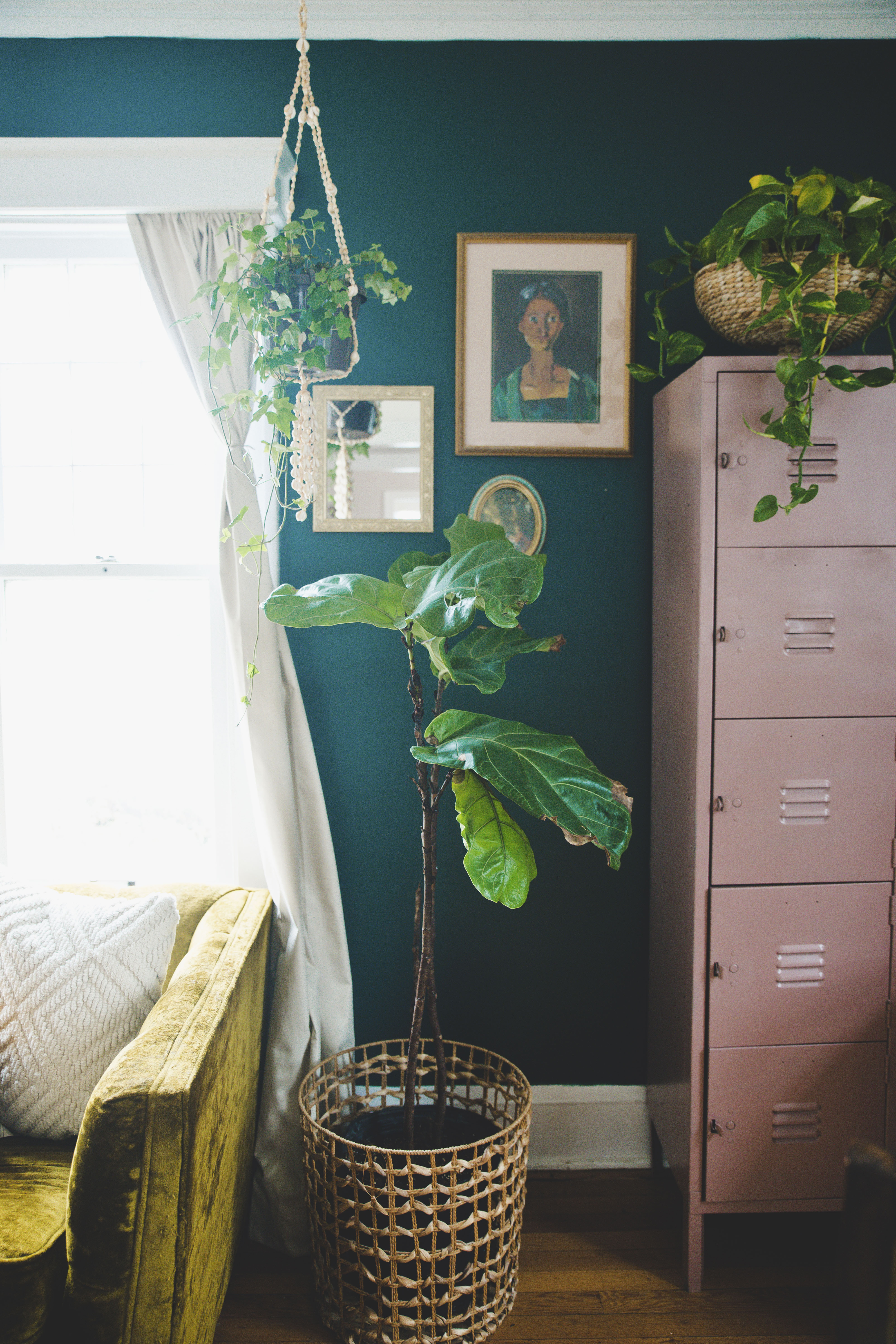 Lauren Noel's Home Tour for Design*Sponge
