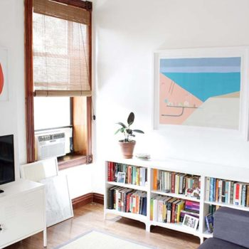 Peek Inside the Brooklyn Home of our Favorite Envelope Artist