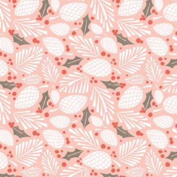 10 Winter Wallpapers from Spoonflower