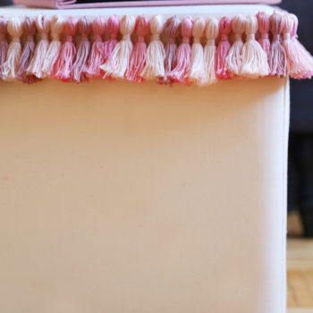 3 Ways to Add Color & Warmth with Tassels