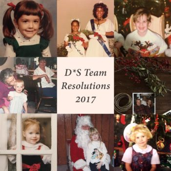 Our Team Resolutions for 2017