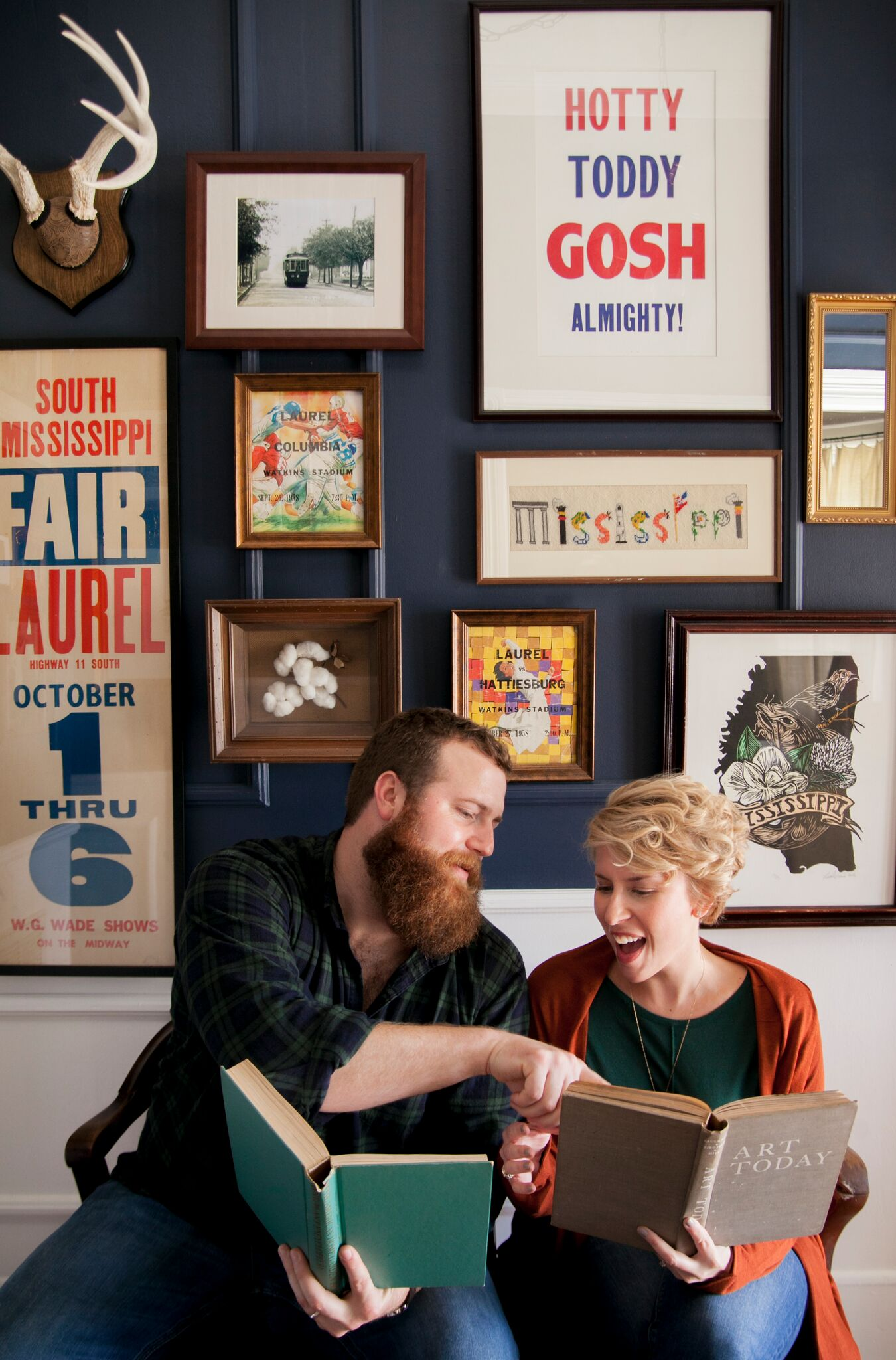 Ben and Erin Napier for Design*Sponge