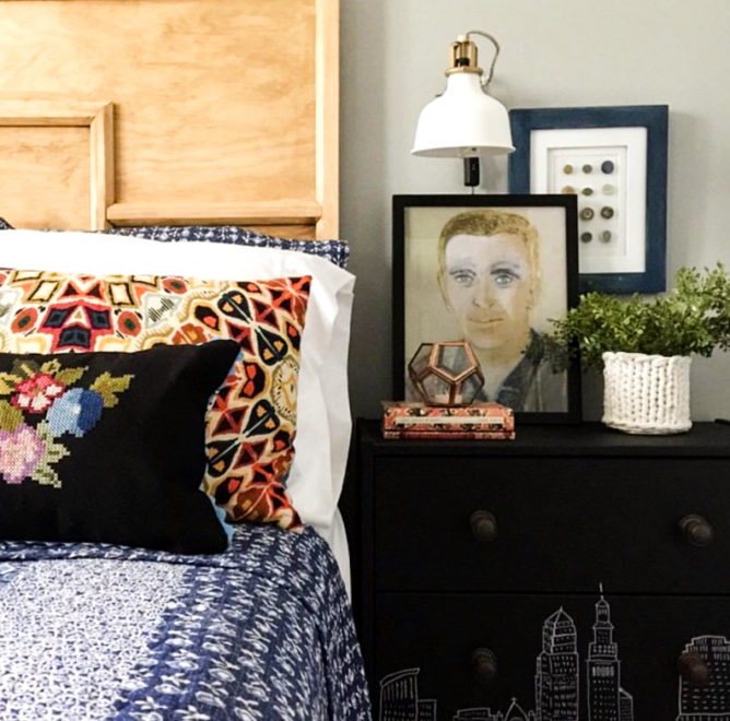 A Cleveland Home Filled with Art and Handmade Pieces | Design*Sponge