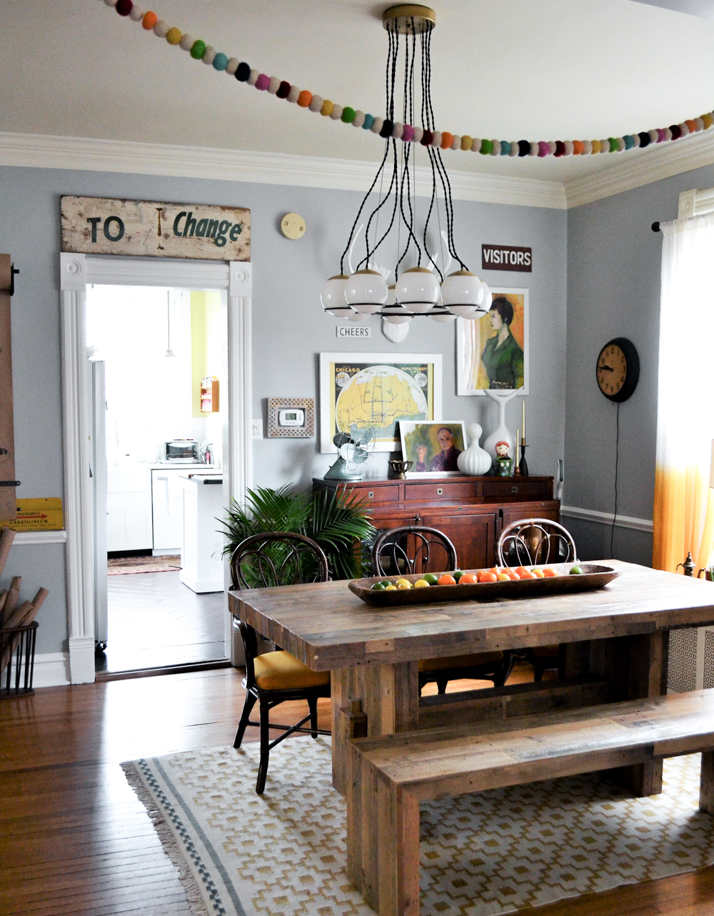 The Colorful New Chapter of a Charming Victorian   Design*Sponge