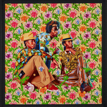 Black History Month Spotlight: Kehinde Wiley