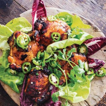 In the Kitchen With: Melissa Clark's Sticky Tamarind Chicken
