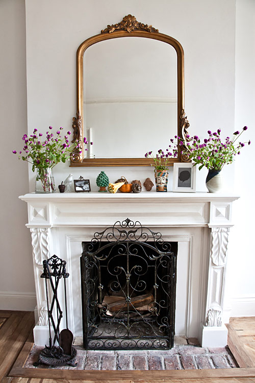 Before Amp After Gorgeous Fireplace Makeovers Design Sponge