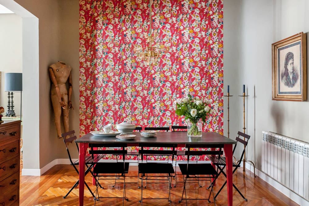 In Madrid, Gutsy Design Wakes Up a Century-Old Pied-à-Terre – Design ...