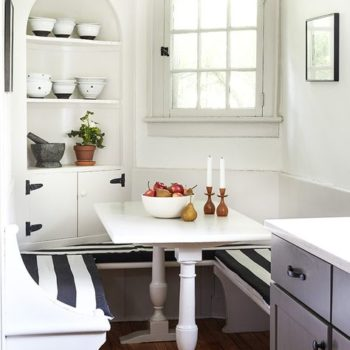 12 Cozy Breakfast Nooks