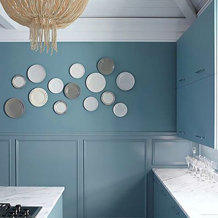 Elevating Plates: 13 Creative Plate Wall Displays