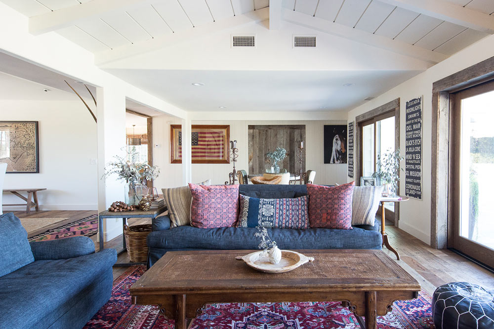 A California Fixer-Upper Gets a Touch of Farmhouse Style, Design*Sponge
