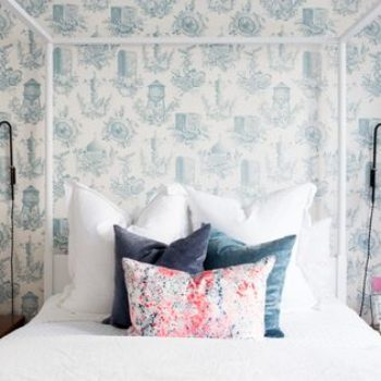 10 Canopy and Four-Poster Beds to Inspire