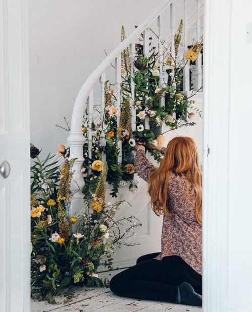 3 Creative Floral Installations for Gatherings | Design*Sponge