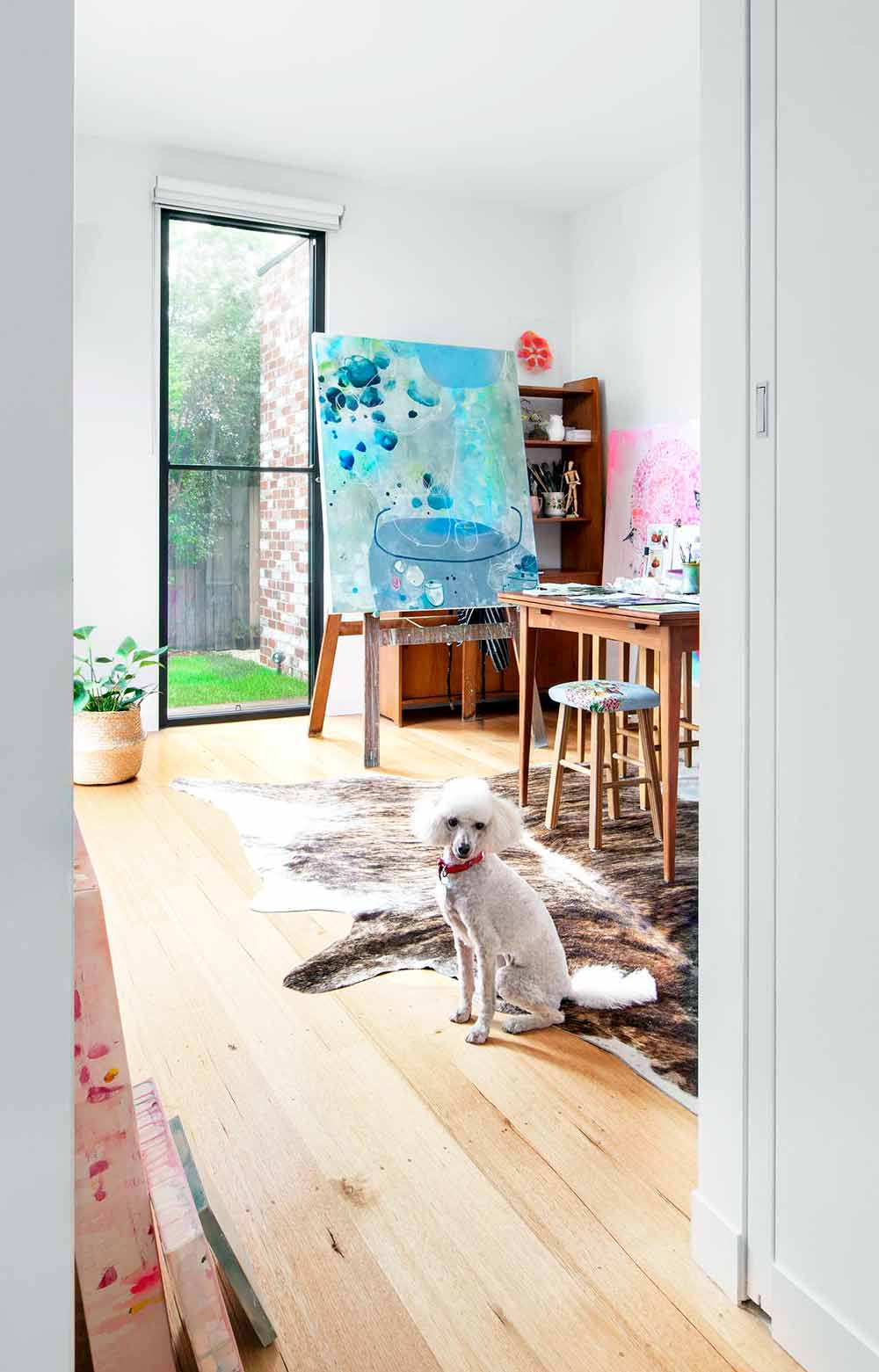 A Melbourne, Australia Home for Creative Collectors, on Design*Sponge