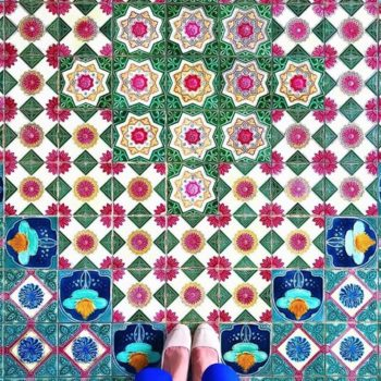 12 Tiled Floors To Inspire Any Makeover