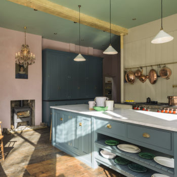 deVOL's Kitchen Showroom in Clerkenwell, London