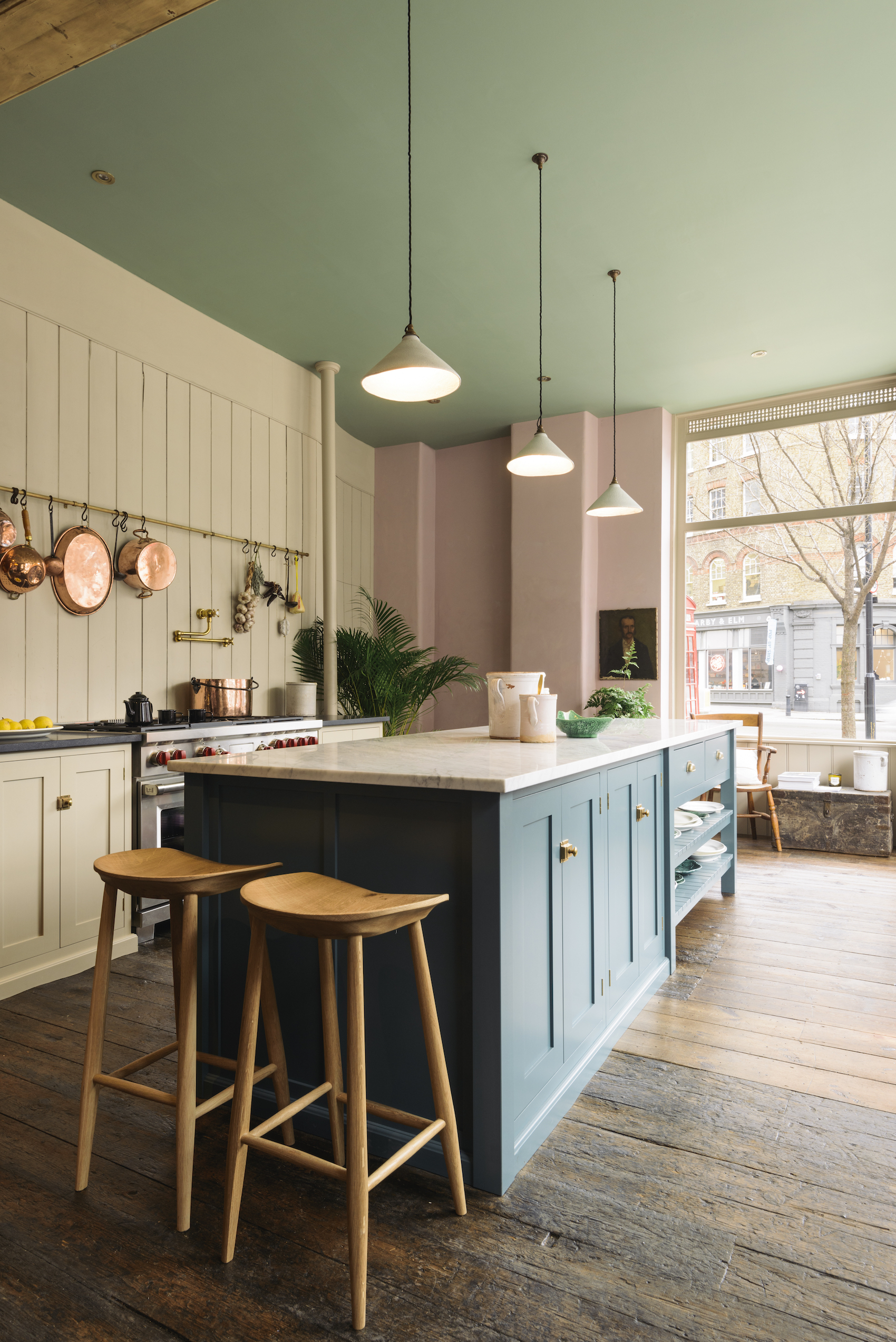 deVOL's Kitchen Showroom in Clerkenwell, London | Design*Sponge