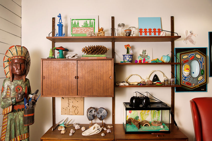 A Child's Collections And Treasures From This New York State Sneak Peek On Design*Sponge