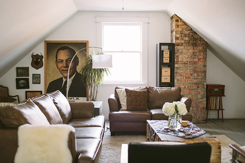 Our 10 Favorite Green & Brown Spaces, Design*Sponge