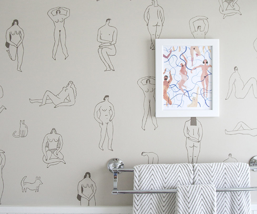 Celebrating The Human Form: 11 Nudes at Home