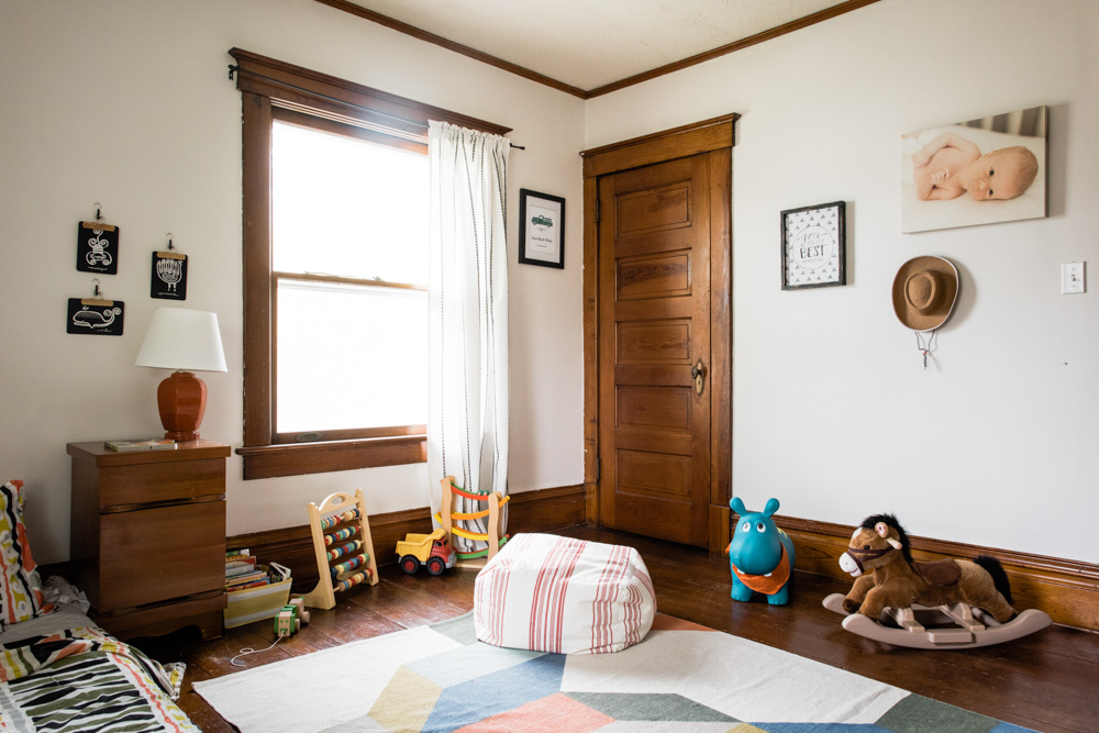 Eclectic Meets Minimal in a Craftsman Charmer in Des Moines, IA   Design*Sponge