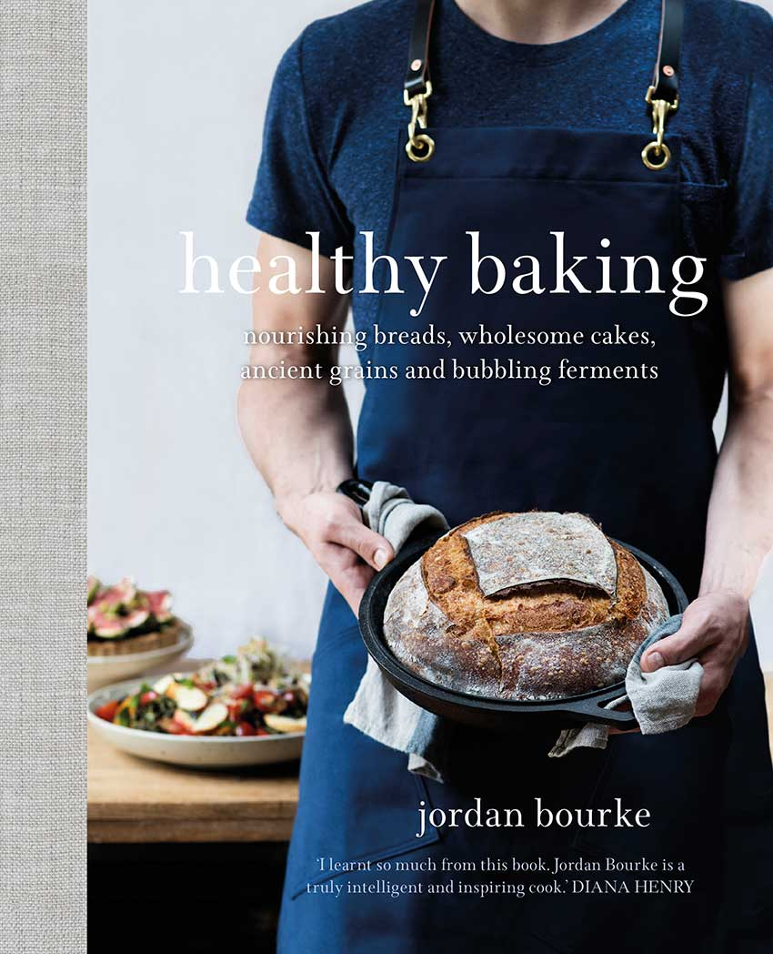 Healthy Baking by Jordan Bourke | DesignSponge