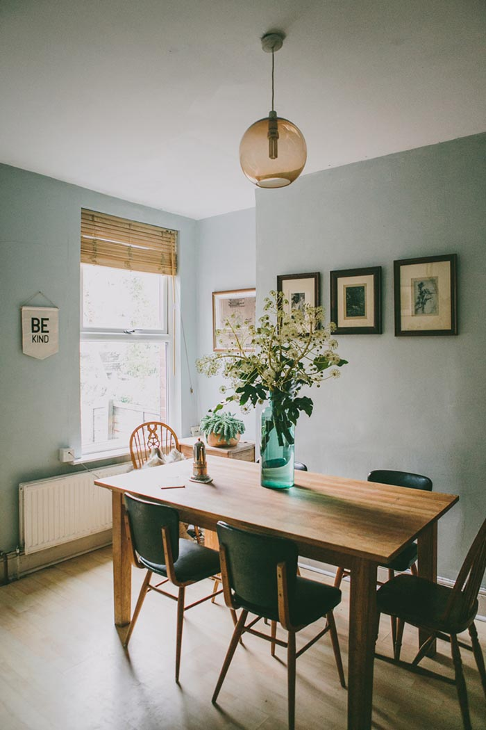 Color Inspiration Watery Blues And Greys Design Sponge The Paint Is