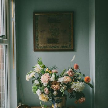 Color Inspiration: Watery Blues and Greys