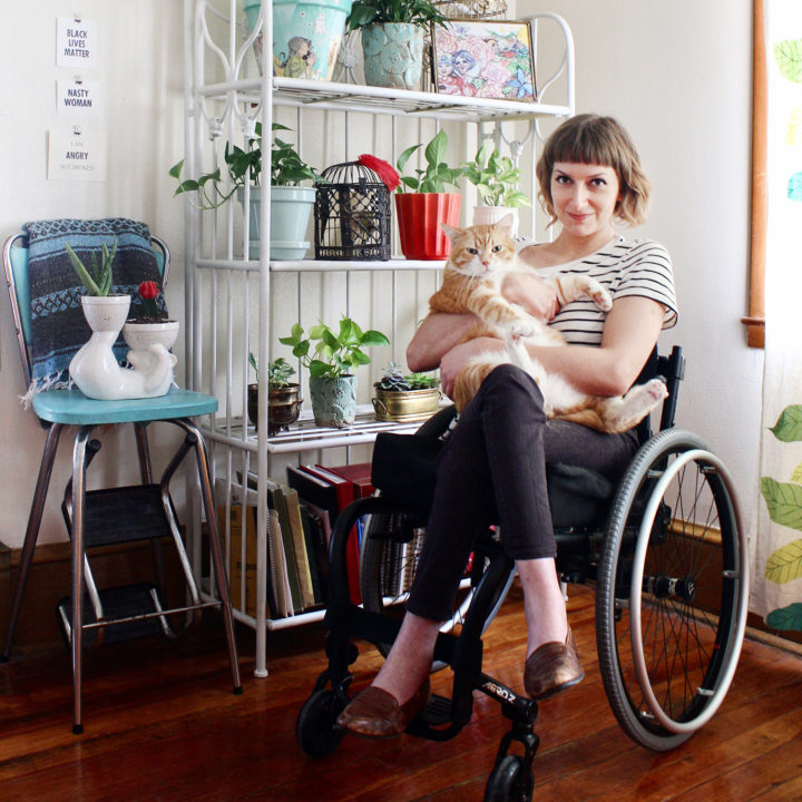 The Intersection of Design & Disability at Home with Rebekah Taussig