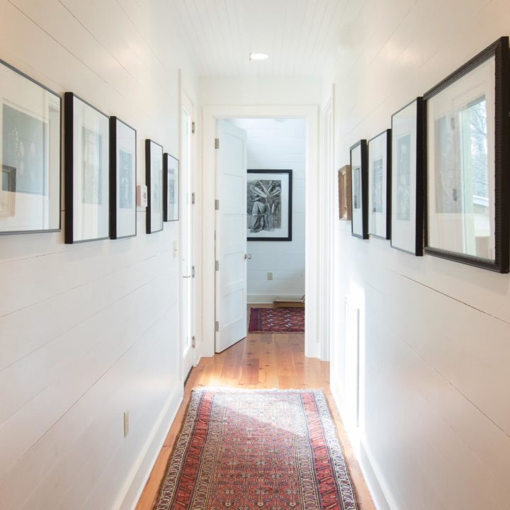 A Home in Rural Mississippi, Built Like An Art Gallery