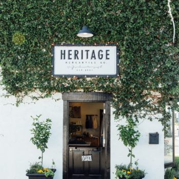 Shop Tour: Heritage Mercantile Co.