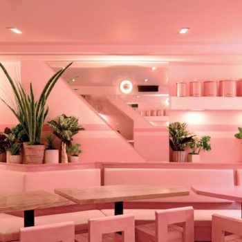 10 Amazing Pink Bars and Restaurants