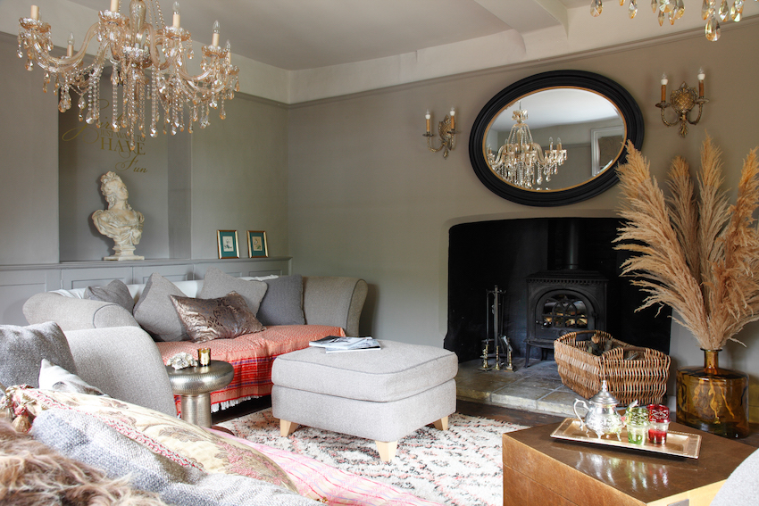 A Historic English Farmhouse Preserved with Skill and Style | Design*Sponge