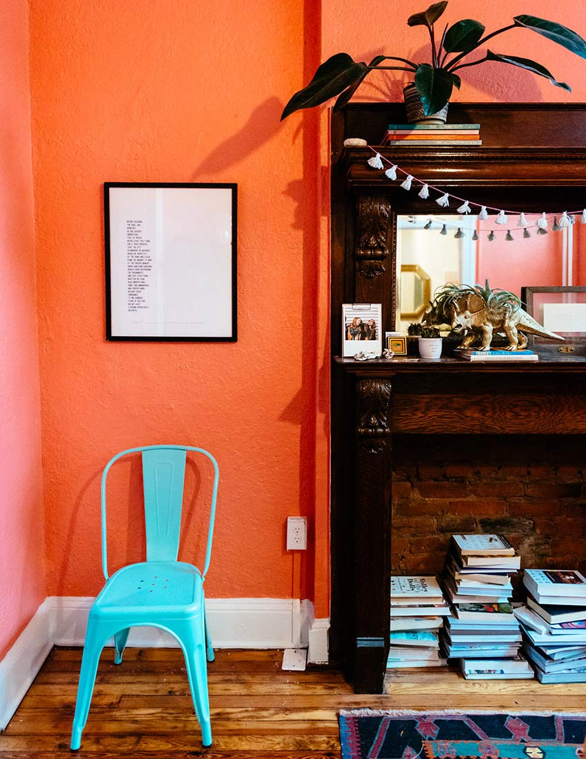 A Creative Soul Thrifts Her Way To Memorable Home Design Sponge