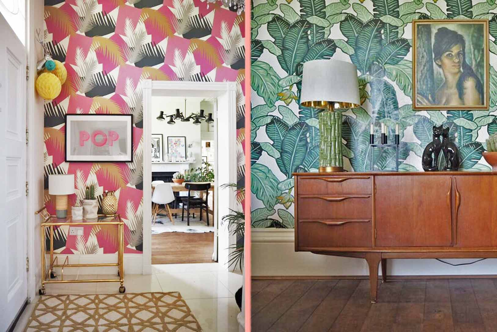 Zesty Patterns Mix Up a Historic Home in York, Design*Sponge