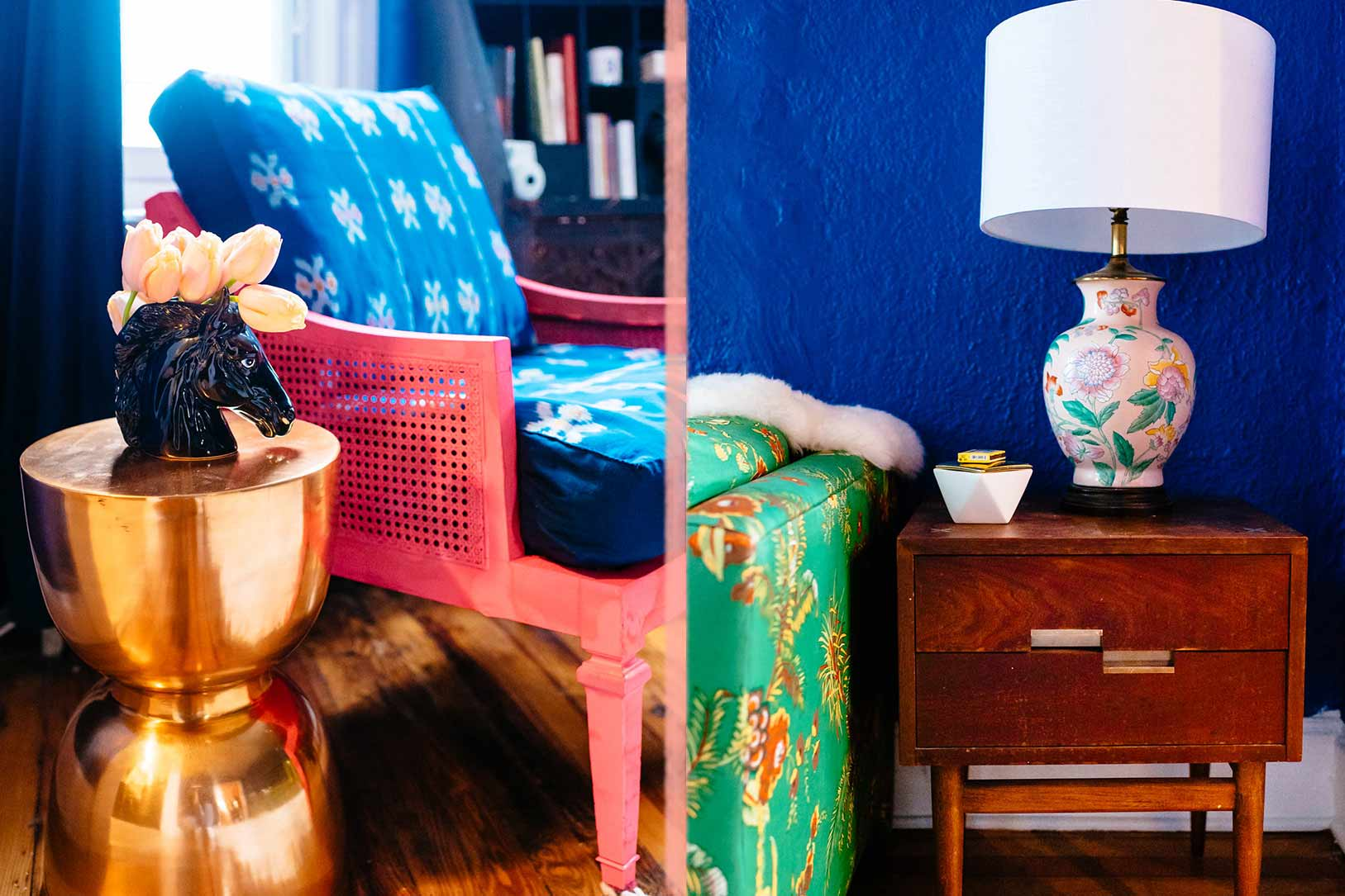 A Creative Soul Thrifts Her Way to a Memorable Home, Design*Sponge