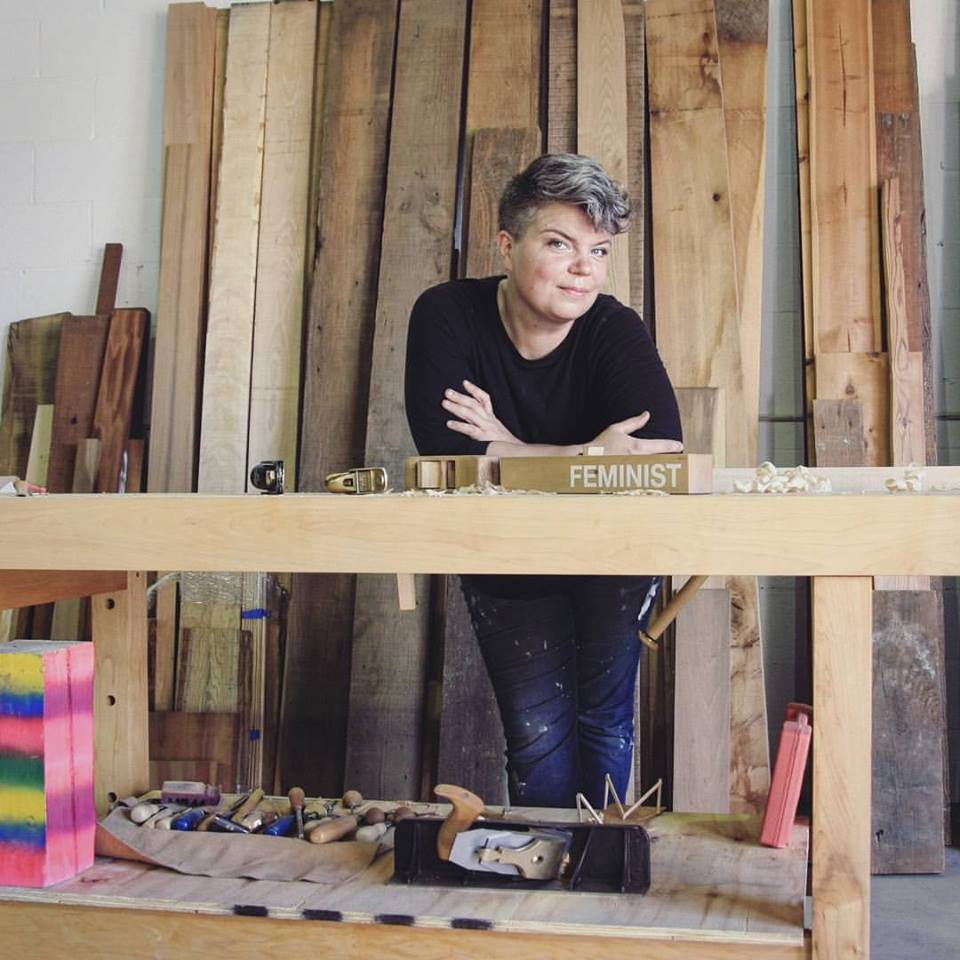 A Workshop Of Our Own A Chance To Support Woodworking Education Design Sponge