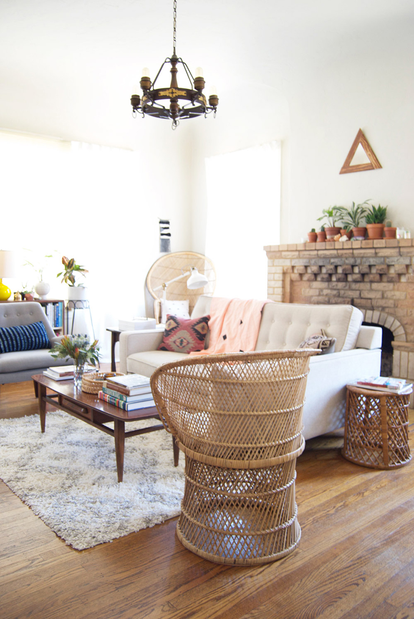 18 Wonderful Wicker Chairs Design Sponge