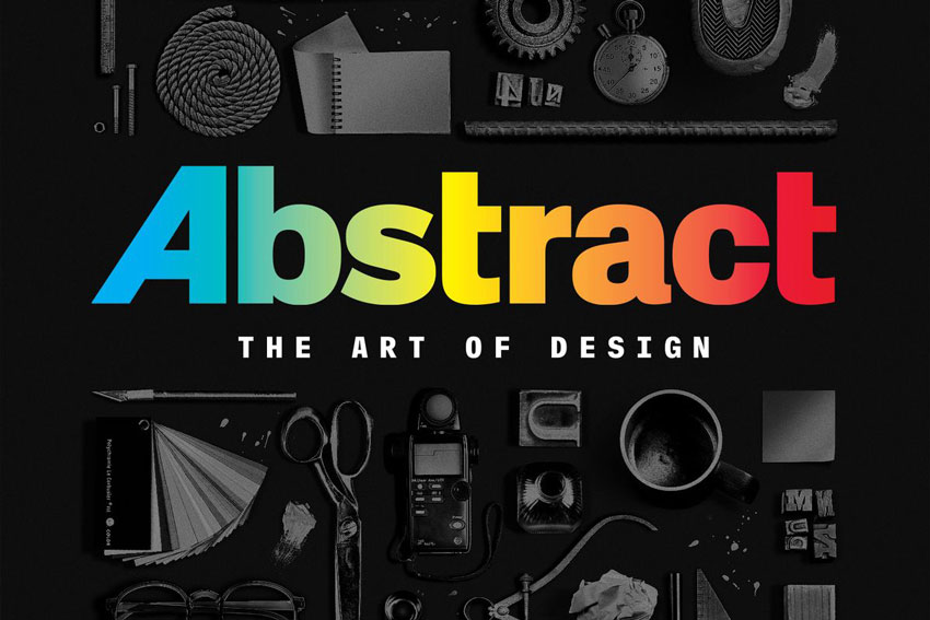 Abstract A Design Show To Watch When Home Sick On Design*Sponge