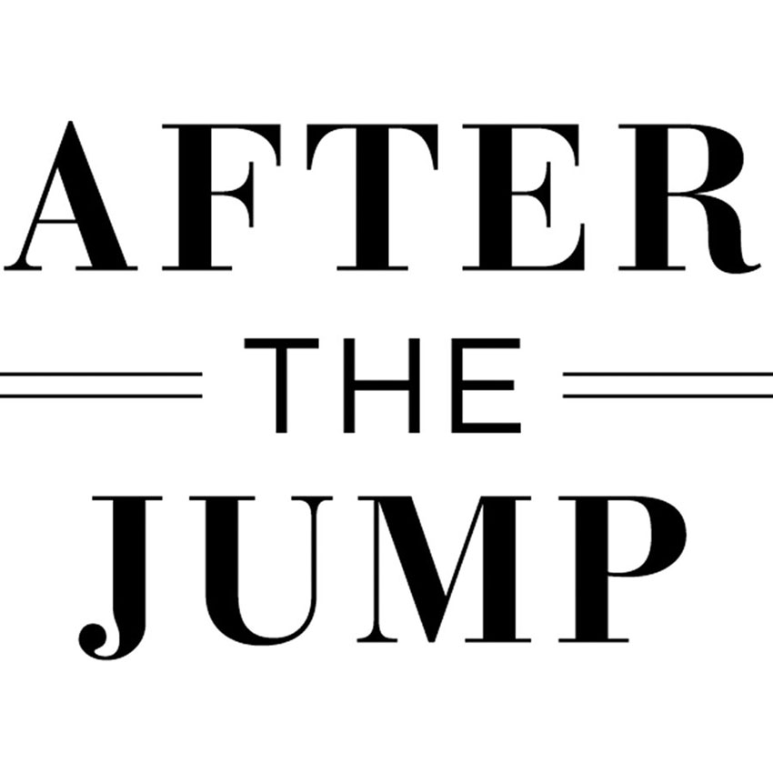 After The Jump Podcast Perfect For Listening To When You're Home Sick On Design*Sponge