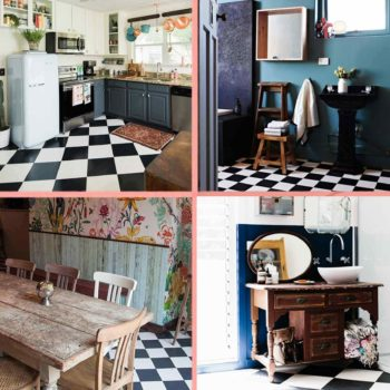 Check Mate: Our Favorite Checkered Floors